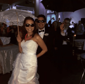 second line wedding new orleans the cannery