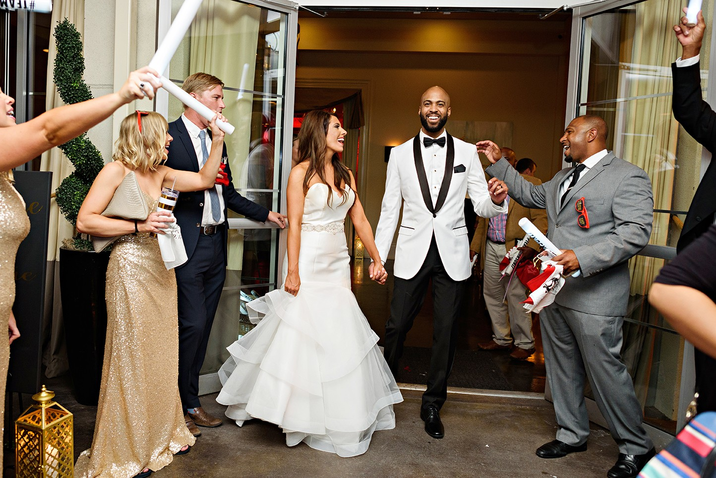 A New Orleans Wedding Story: Stephanie & Eddie